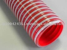 PVC Suction Hose with PU innerlayer - Made in Europe
