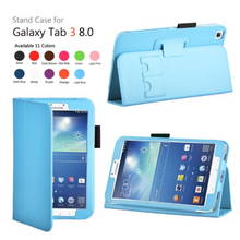 Flip Stand Case Cover for Samsung Galaxy Tab 3 8.0 inch