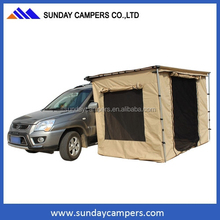 Car tent aluminium trailer fox wing awning