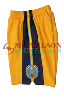 High Quality Fully Customizable Professional Basketball Shorts