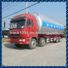 CAMC 8X4 10000gallons bulk powder goods tank truck