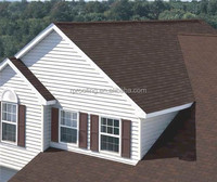 factory price fiberglass asphalt roofing shingle for wood house