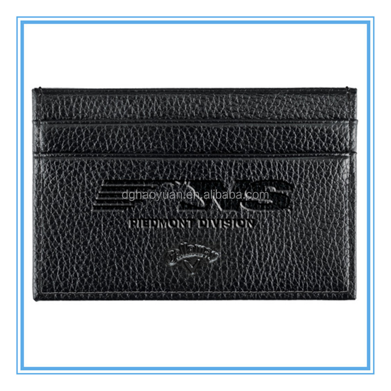 Faux Leather Slim Thin Credit Card Holder Mini wallet ID Case Wallet/Leather Credit card Case