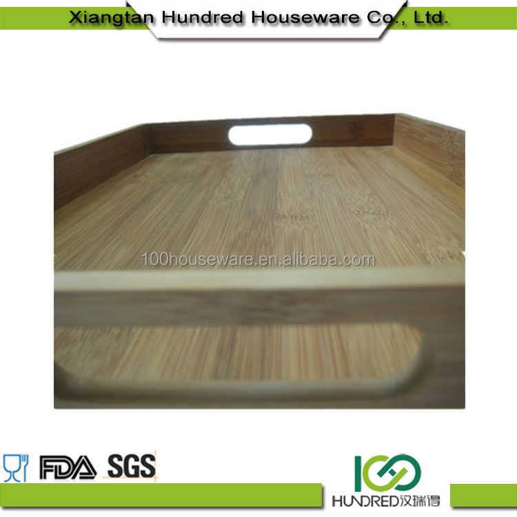 Discount China Gold Manufacturer natural wood beer serving wooden tray