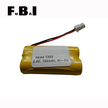 Ni-cd AA 2.4V 700mAh Cordless Phone battery