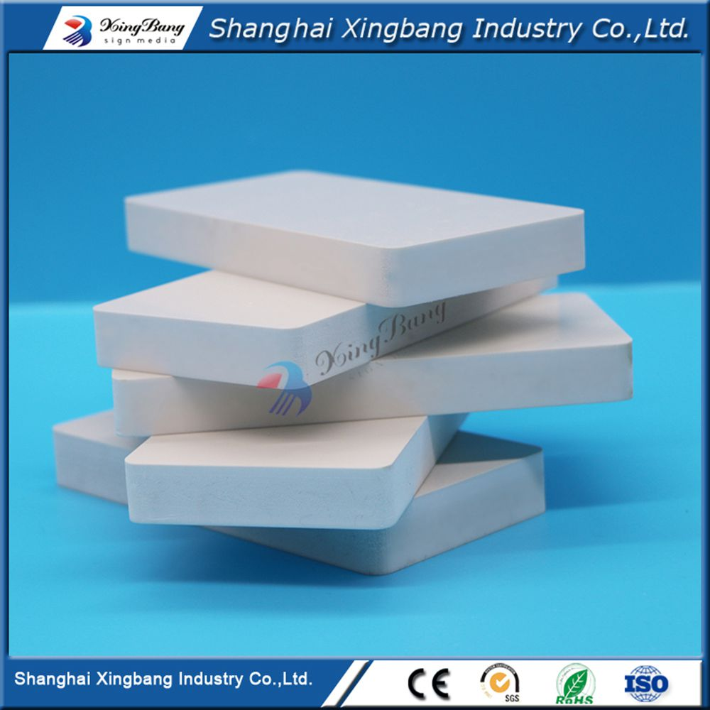 advertising signs of macromolecule free paint boards production line