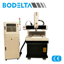 300*300mm with trough for light metal jewelry mini cnc milling machine for aluminum sheet