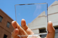 Manufacturers sell 3.2mm Photovoltaic solar Glass size 1474 * 663mm tempered solar glass panel