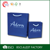 BSCI Audit Supplier cheap custom logo printed paper bags