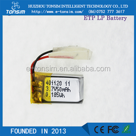 2016 TONSIM 50mAh 3.7V batteries electric bikes li ion battery lithium iron phosphate battery