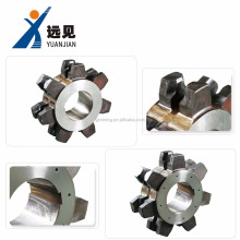 Durable Casting steel chain sprocket wheel for coal scraper machine