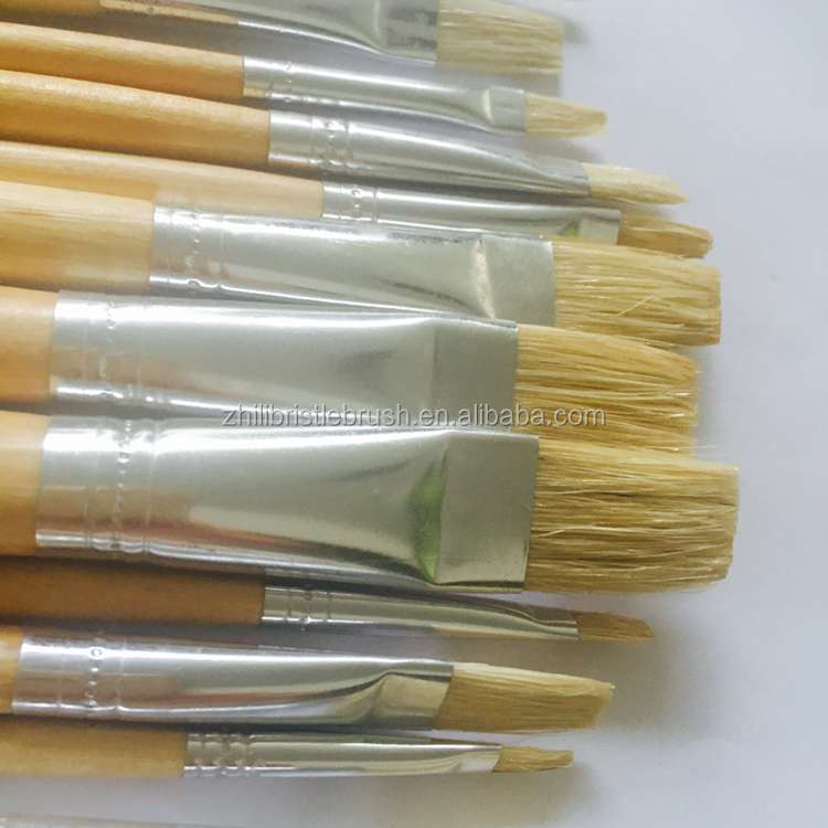 cheap art paint brush set/ paint brush pencil