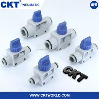 VHK3 Quick Connector 4-12mm Air Valve