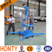 aluminum lift platform /hydraulic motorcycle lift dining table