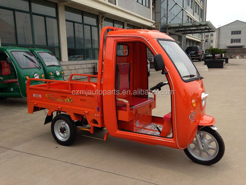 for passenger for old cabin passenger energy three wheel motorcycle electric trycicle