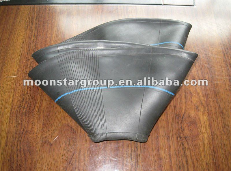 high quality motorcycle natural rubber5.00-10 butyl inner tube
