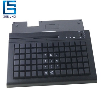 78 keys programmable keyboard with smart card reader price