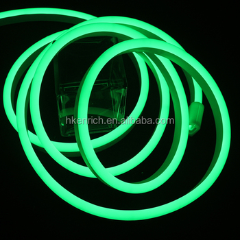 RGBW Flexible led neon DC24V with different color change