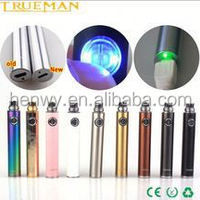 2015 Most Popular Colorful Evod Passthrough