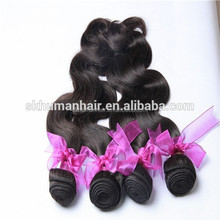 Top quanlity 7a grade no shedding no tangle durable 100% remy unprocessed human hair extension brazilian body wave hair