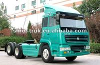 China Steyr King 6*4 tractor truck for sale
