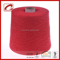Colorful favorable price 100% pure linen fiber flax yarn for knitting