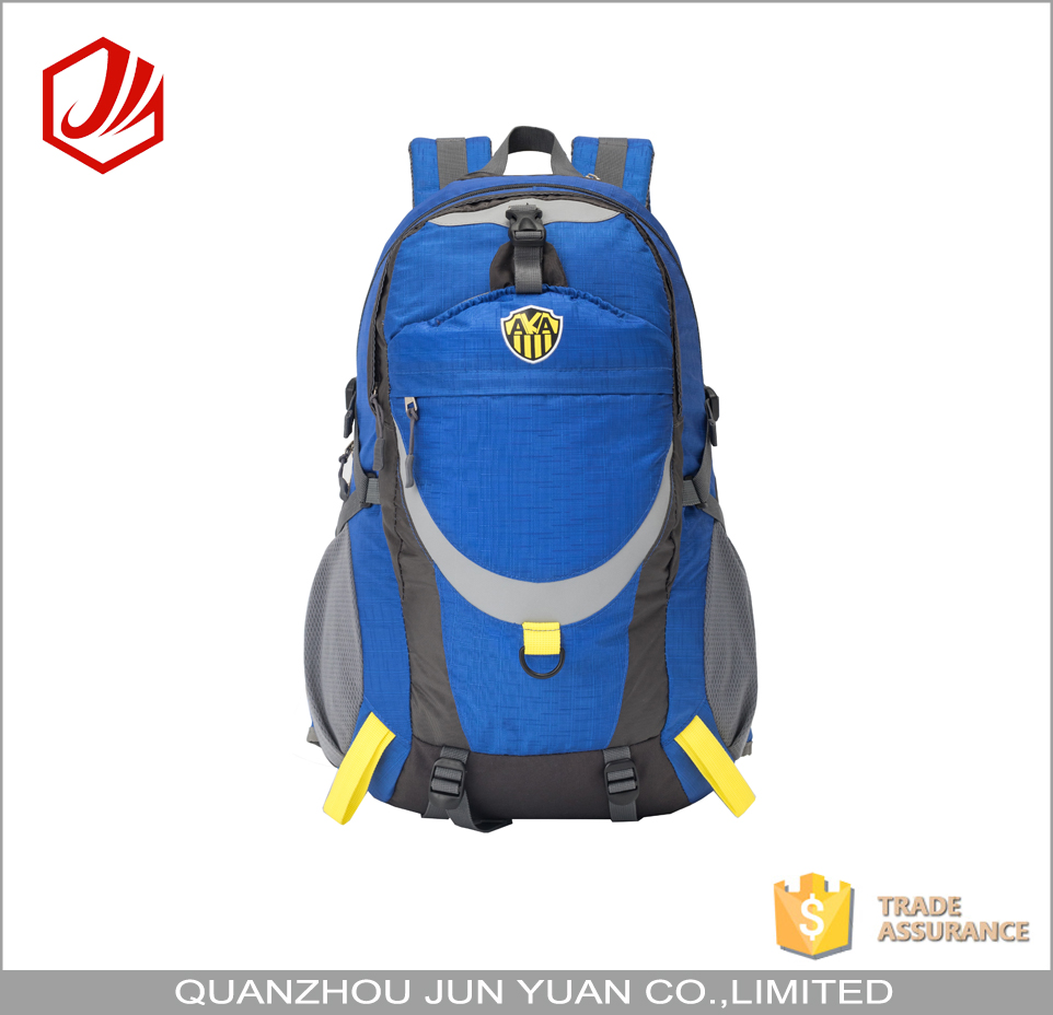 Large capacity mountaineering stylish backpack travel bag men bag