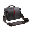 Black color shoulder wholesale camera bag