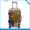 2014 Newest designed style standard suitcase size