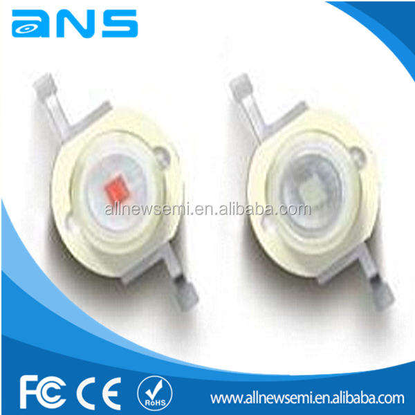New and Original red blue green yellow high power led 1w