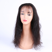 12-22 inch 100g body wave 360 lace frontal closure wig cap in stock