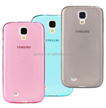 blue color red color black gold pink color /Ultra thin Soft TPU case For Samsung Galaxy S4 cases