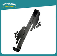 Toprank New Product Home Basics Bird Shaped Hook Over The Door Hook Hanger Back Sliding Door Hook