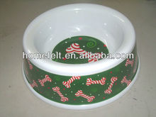 High quality measurement feeding bowl for pet