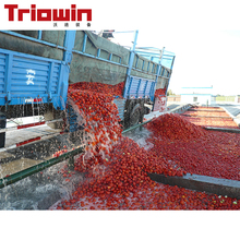 March expo Hot sale automatic tomato paste production line processing machine