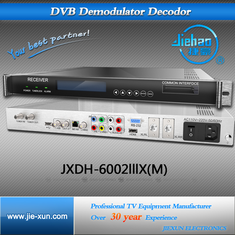 HD FTA Mpeg4 H.264 DVB-T2 TV Receiver