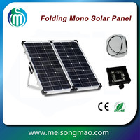 200W mono folding solar panel in China with high efficiency