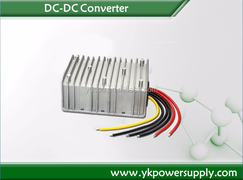 New product dc dc 500w 12v to 24v converter