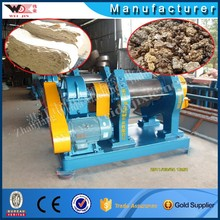 Indonasia hot selling sir 20 rubber machinery creper sheeting machine