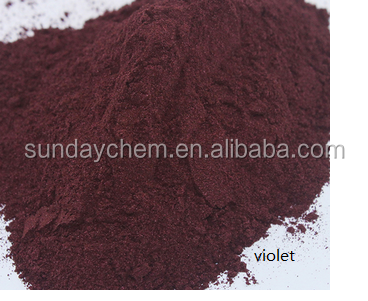 Cationic Violet 16 300% clothing dyes made in china