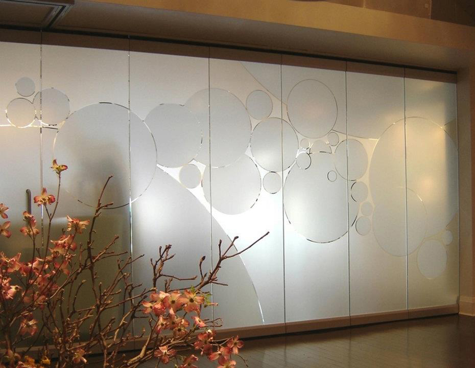Wholesale Cheap Contemporary Decorative Sandblast Frosted Window Film