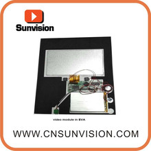 Factory OEM 7 Inch Video Module For Video Advertising Brochure Video Booklet Card Module