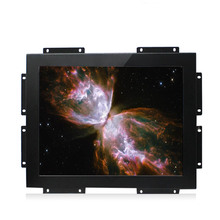 10 point Capacitive touch screen monitor 15 inch open frame touch screen monitor for ATM