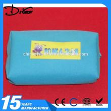 New design leather pen case 2012 novelty pencil bag fashion school bags with low price