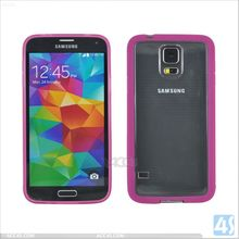 Soft and Hard Case for Samsung Galaxy S5 SV 2014 Smartphone P-SAMS5PC004