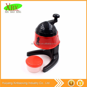 High Quality 61.5x40x55.5cm small plastic portable mobile Kitchen Ice breaker