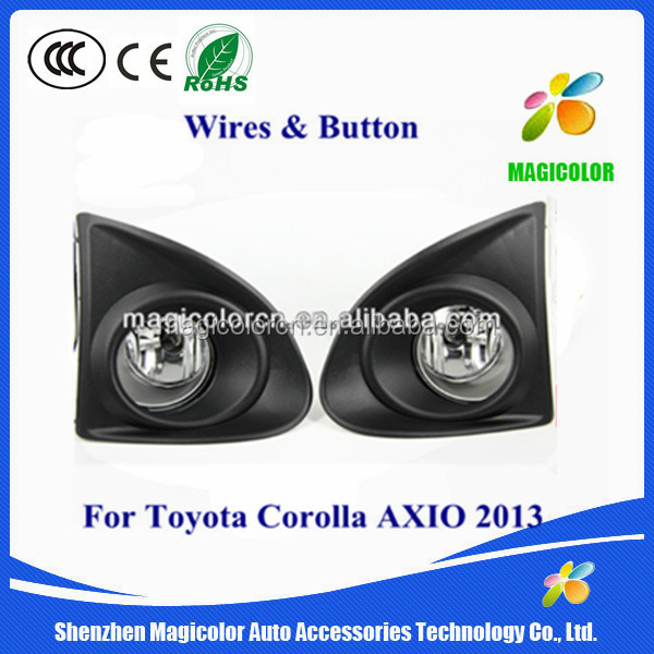 Factory Price Toyota Axio Fog Lamp Light for 2013