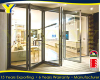 bi fold doors / exterior accordion doors / lowes double doors