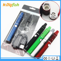 Classical product blister starter kit dry herb vaporizer k1000 18650 battery with cheap price