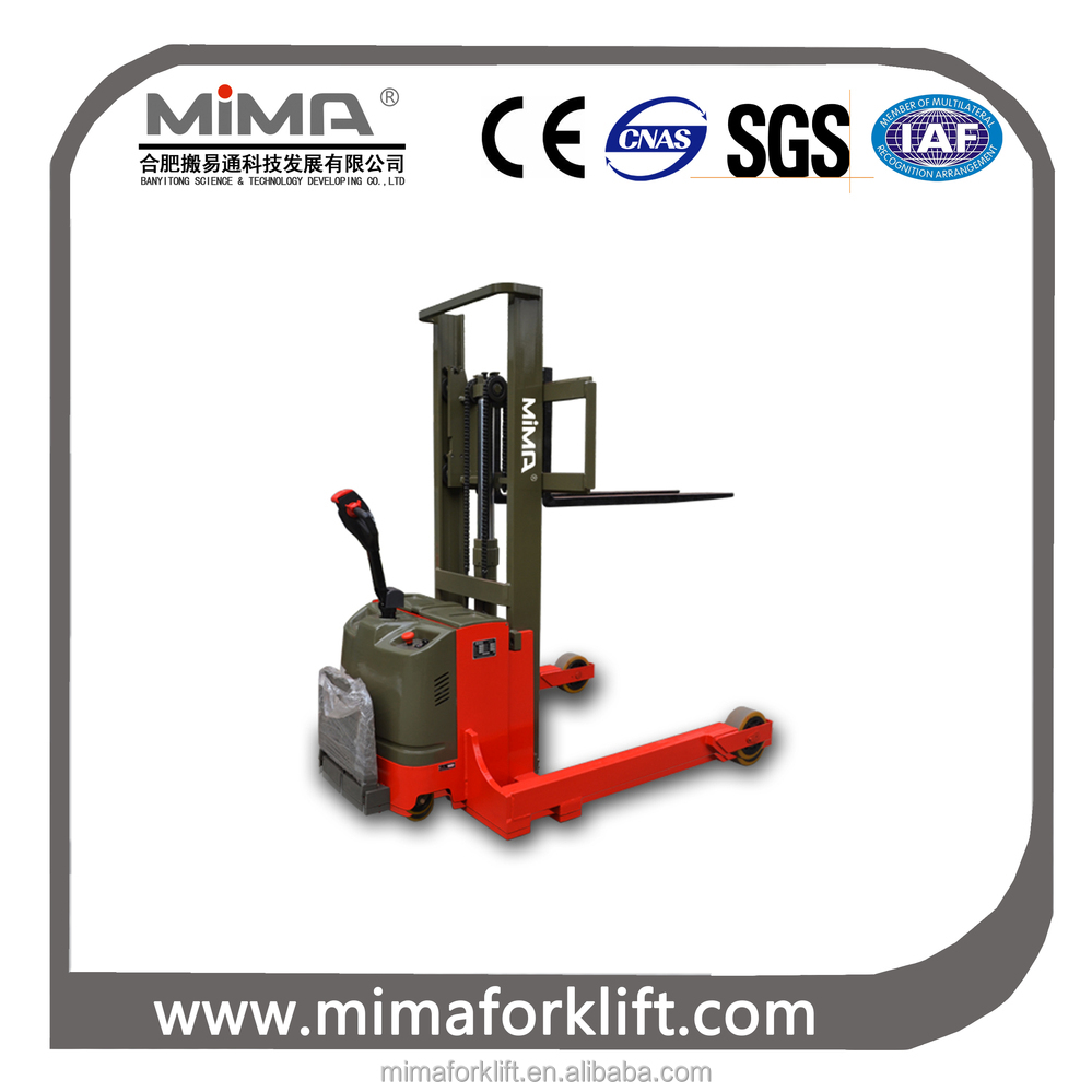 MIMA MOTISED MANUAL PALLET TROLLEY mini Electric pallet Stacker